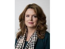 Carina Lundberg Markow – chef för ansvarsfullt ägande på Folksam och utsedd till Sveriges mil-jömäktigaste 2015.