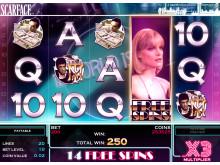 Scarface Slot Freespins at Harry Casino