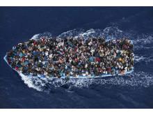 World Press Photo Second Prize General News Category, Single Massimo Sestini