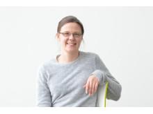 Ida Josefsson. Fotograf: Serena Nobili/Stockholms universitet