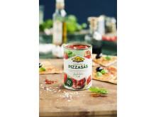 Pizzasås från Zeta