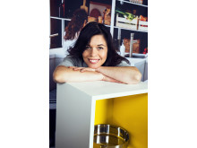 Lotta Lundgren pratar frukostvanor i IKEA Podolologen