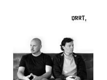 Anders Dahlgren och Sam Sylvén, DRRT