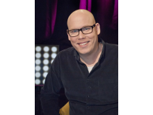 Paul Haukka - programledare Tv Krönikan