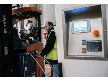 Franska FM Logistics testar bränslecellstruckar tillsammans med Toyota