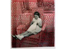 Nålens øye. Flore Gardner, «Chiasmus», (utsnitt), 2013.