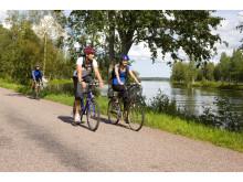 Cyklar runt sjön Runn, Falun-Borlänge