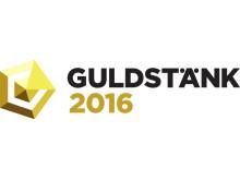 Guldstänks logotyp 2016