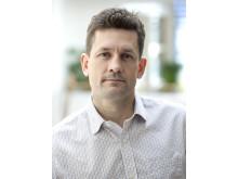 Lars Axvi, tekniklektor på Chalmers