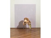 Fattig kunst – rik arv. Kristina Bræin, Maleri / Painting, 2007