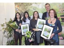 Pristagare Green Tenant Award 2014