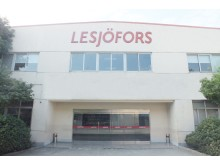 Lesjöfors in China