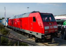 TRAXX miljövänligt flermotors diesellok