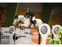 Volkswagen Grand Prix - Viveca Lundbäck vann på Grevagården