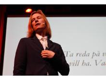 Mathias Eriksson på Mynewsday