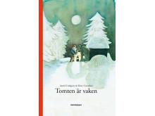 Tomten är vaken av Astrid Lindgren & Kitty Crowther (omslag)