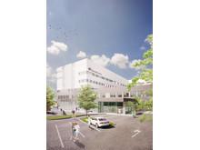 Södertälje sjukhus nya akutvård