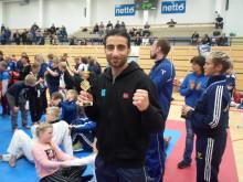 Rehman Moghal vant gull i nordisk mesterskap