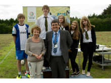 Atos help Moray pupils race to the challenge