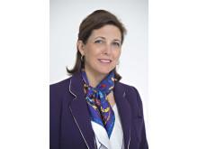 Helena Pharmanson, Marknads- och kommunikationsdirektör.