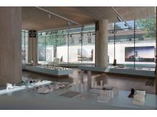 Arkitektur på museum. Utstillingen «Snøhetta. Arkitektur – landskap – interiør» (2009)