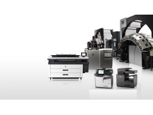 HP PageWide Technology Family of products including HP OfficeJet Pro X, HP OfficeJet Enterprise X, HP PageWide XL, HP Inkjet Web Presses, HP 3D printing with Multi Jet Fusion technology, Multiple view