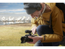 PowerShot G3X Lifestyle Video Shooting