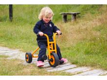 Woodwork AB - Trehjuling till förskolor