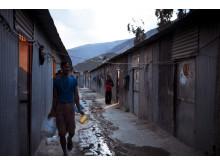 Klimatrapporten: Migrantarbetarnas bostäder i CDM-projektet i Rampur
