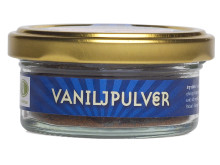 Ekologiskt äkta vaniljpulver