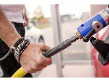 E.ON bygger mack för fordonsgas i Järfälla