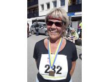 Strömmingsloppet deltagare nr: 232, Kristina Thunblad, Huddinge