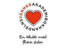 Logotyp för Akademibokhandelns Vänner