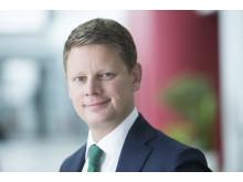 Joakim Harging, försäljningsdirektör