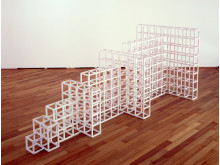 Fattig kunst – rik arv. Sol LeWitt: Half Off, 1980