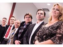 Fem tunga industriföretag säger ifrån: Avsiktsförklaring för ett hållbart Sverige