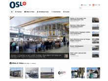 OSL sitt online nyhetsrom