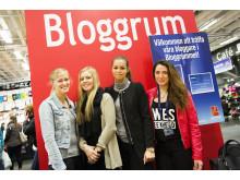Bloggrum på EuroHorse
