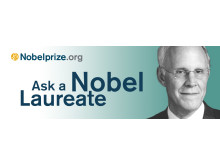 Ask a Nobel Laureate, David Gross, on YouTube and Facebook