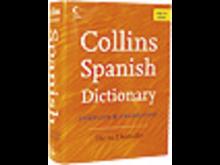 Collins Spanish Dictionary, engelsk-spansk och spansk-engelsk