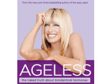 Ageology Dr. Paul Savage Contributed to Suzanne Somers New York Times Best Seller: Ageless