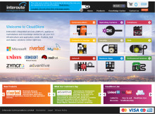 Interoute CloudStore