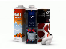 Ny smart Yoghurtförpackning