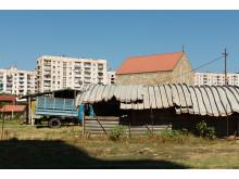 Kalmar konstmuseum, utställningen Tbilisi lost and found in transit