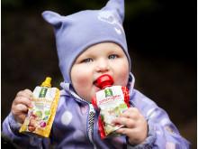 Økologisk smoothie for barn