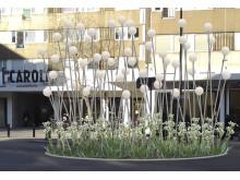 Vinnande förslaget i tävlingen om ljuskonstverk i kvarter Caroli