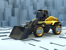 Gryphin hjullastare - en koncepthjullastare från Volvo Construction Equipment