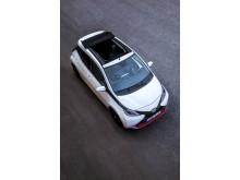 Toyota Aygo utmanar i Konstfacks Vårutställning 2015