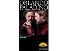 Program folder - Orlando paladino at Drottningholms Slottsteater 2012