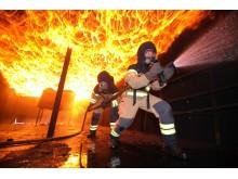 Brandkläder 4: Utryckning med nya Airlock®-ställen